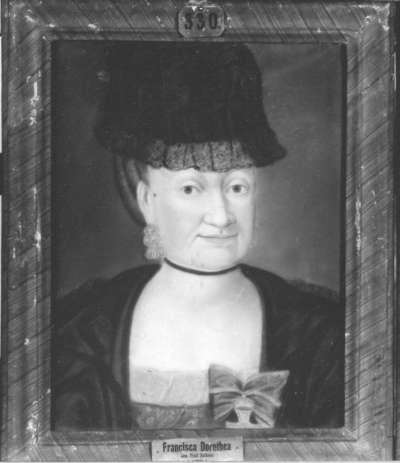 Francisca Dorothea, Gemahlin des Pfalzgrafen Friedrich Michael von Birkenfeld