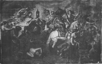 Triumph der katholischen Kirche (nach Rubens)
