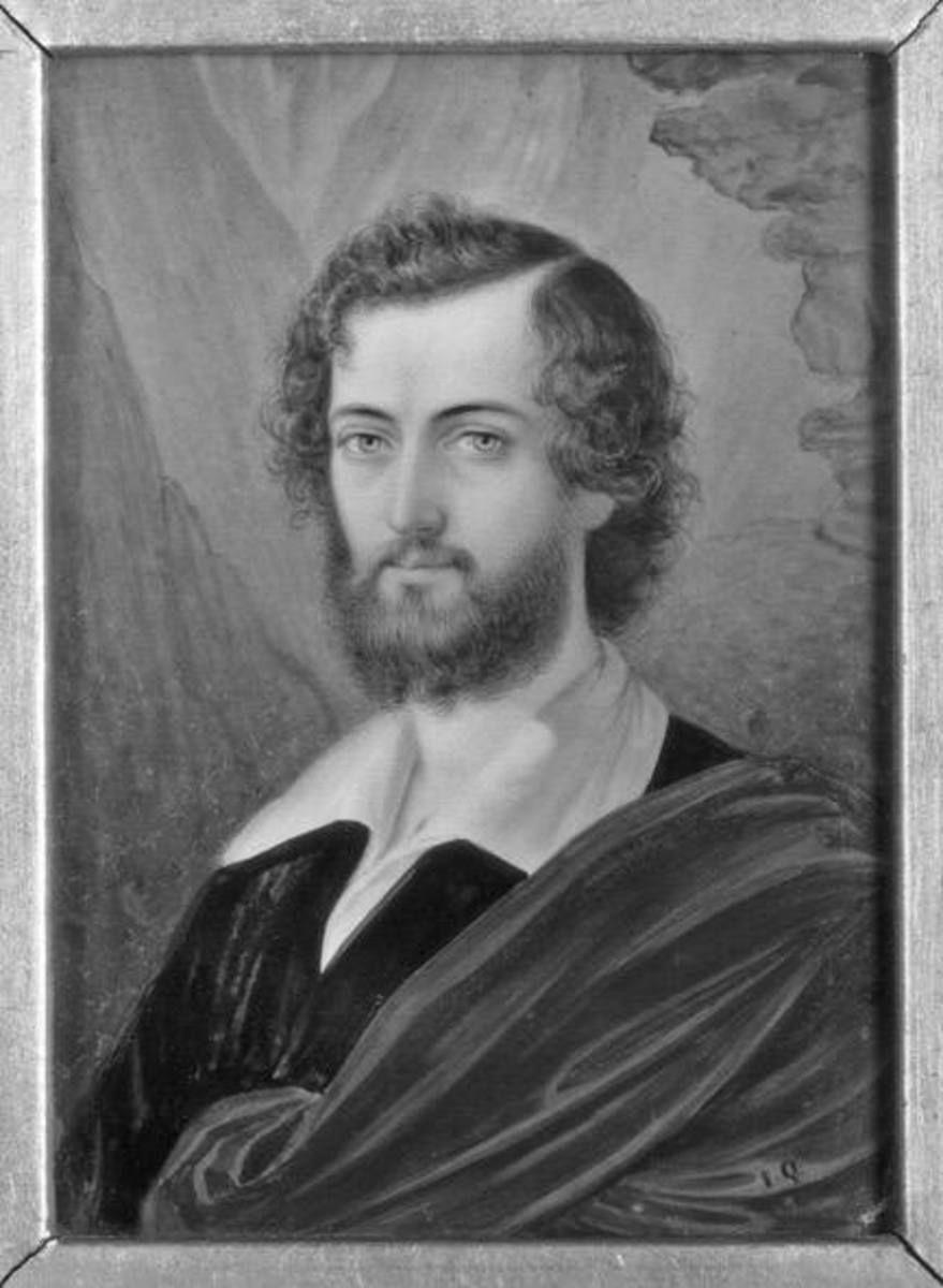 Conrad Ferdinand Quast, der Vater des Künstlers