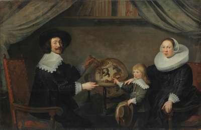 Bildnis einer Familie