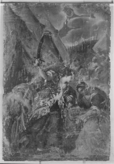 Judith mit dem Haupt des Holofernes