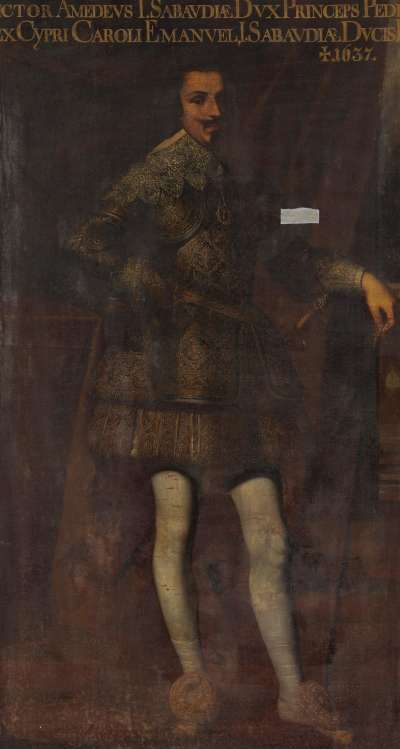 Victor Amadeus I., Herzog von Savoyen (1587-1637)