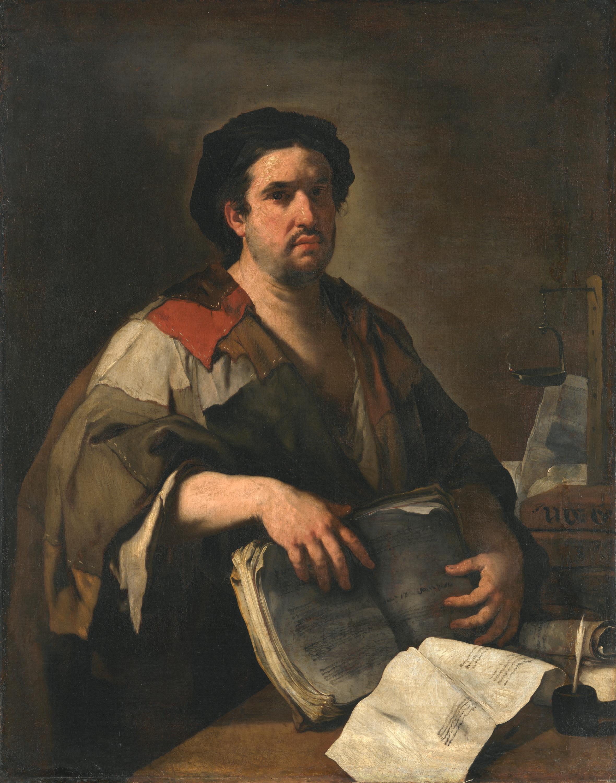 Ein kynischer Philosoph