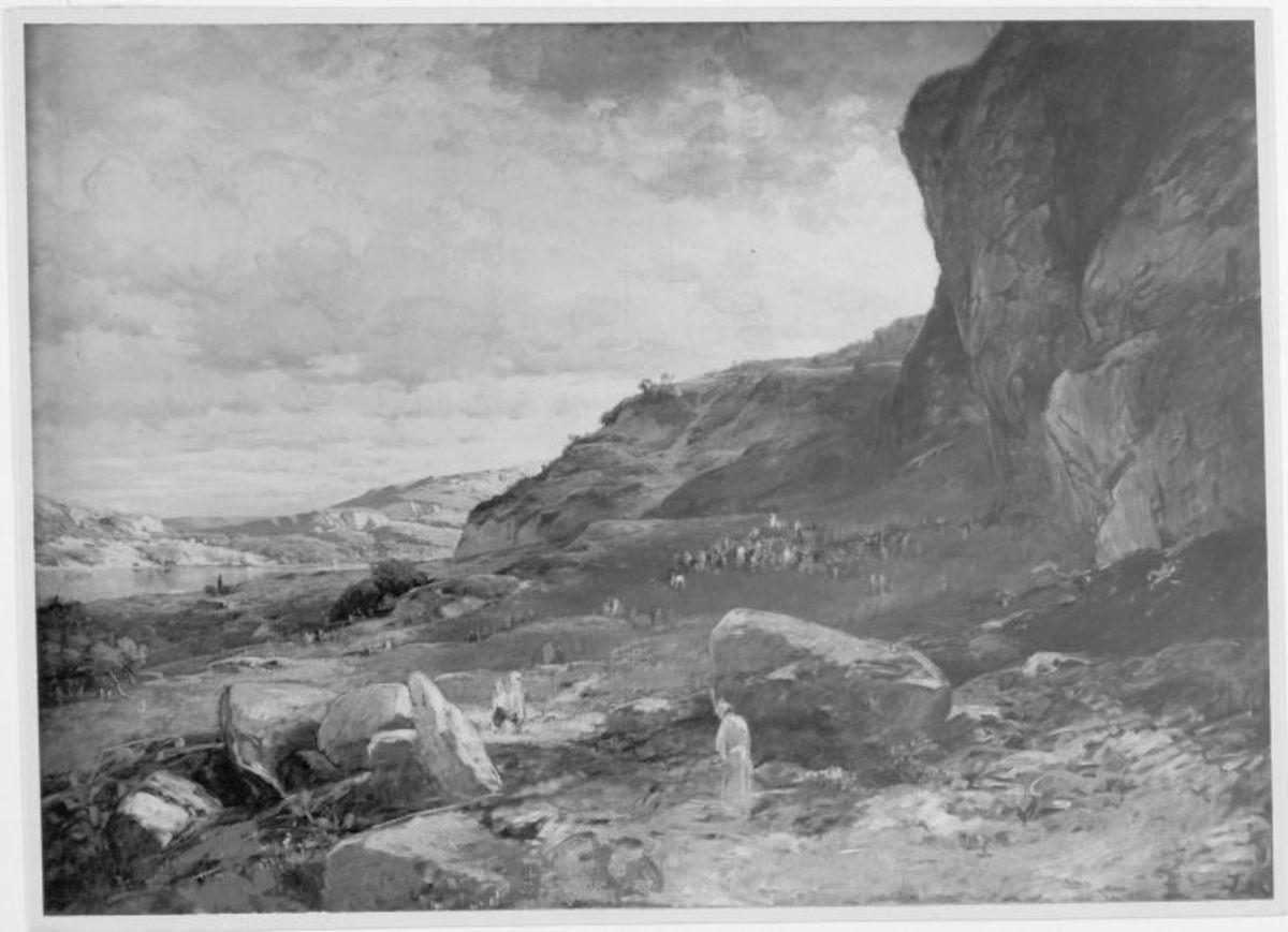 Bergpredigt (Skizze)