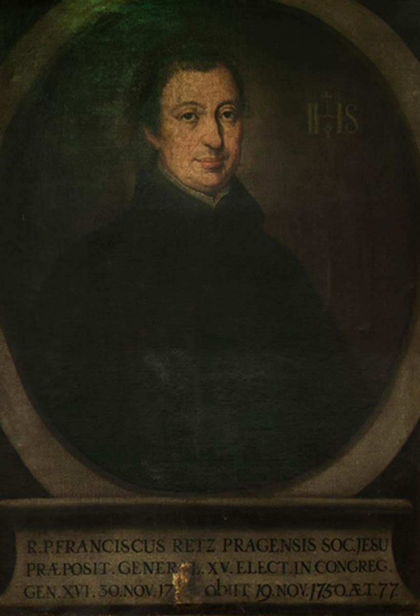 Prager Jesuit Franciscus Retz