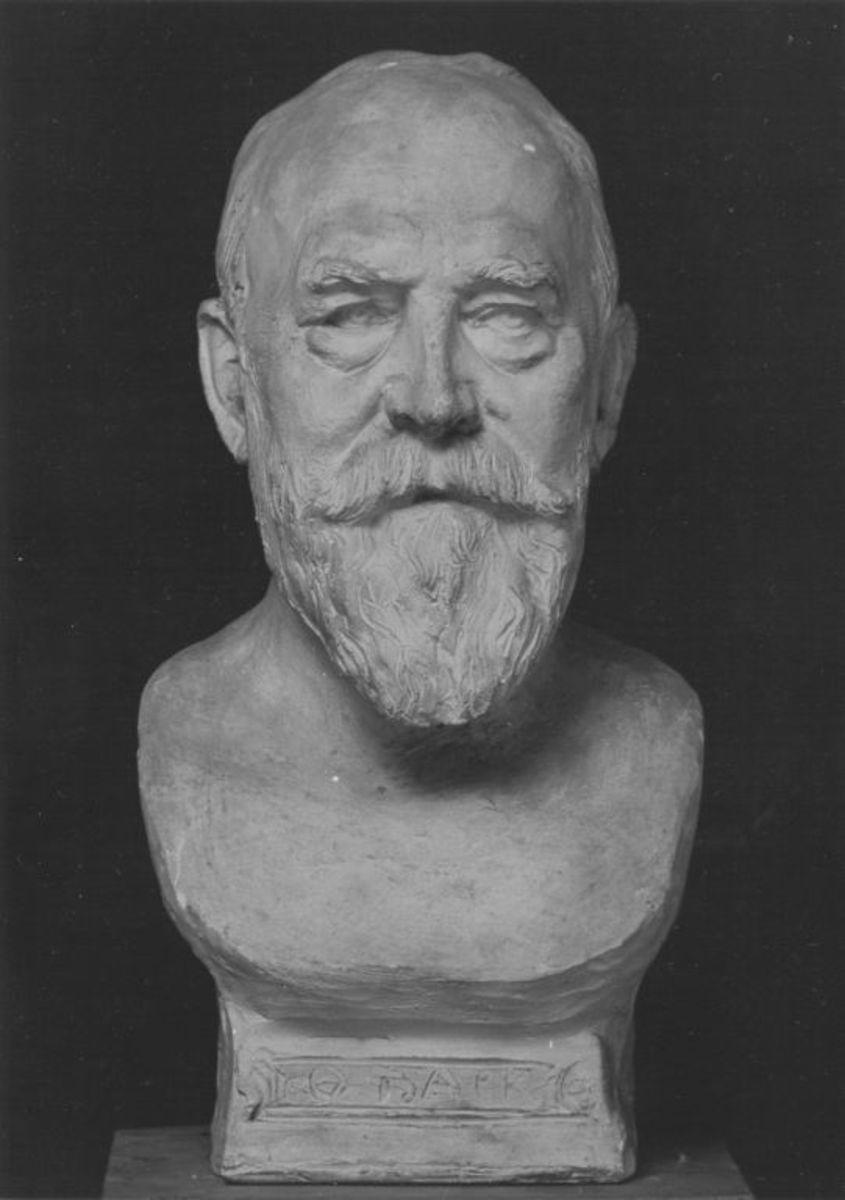 Der Jurist und Politiker Otto Back (1834–1917)