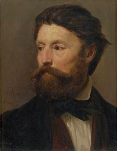 Der Maler August Riedel