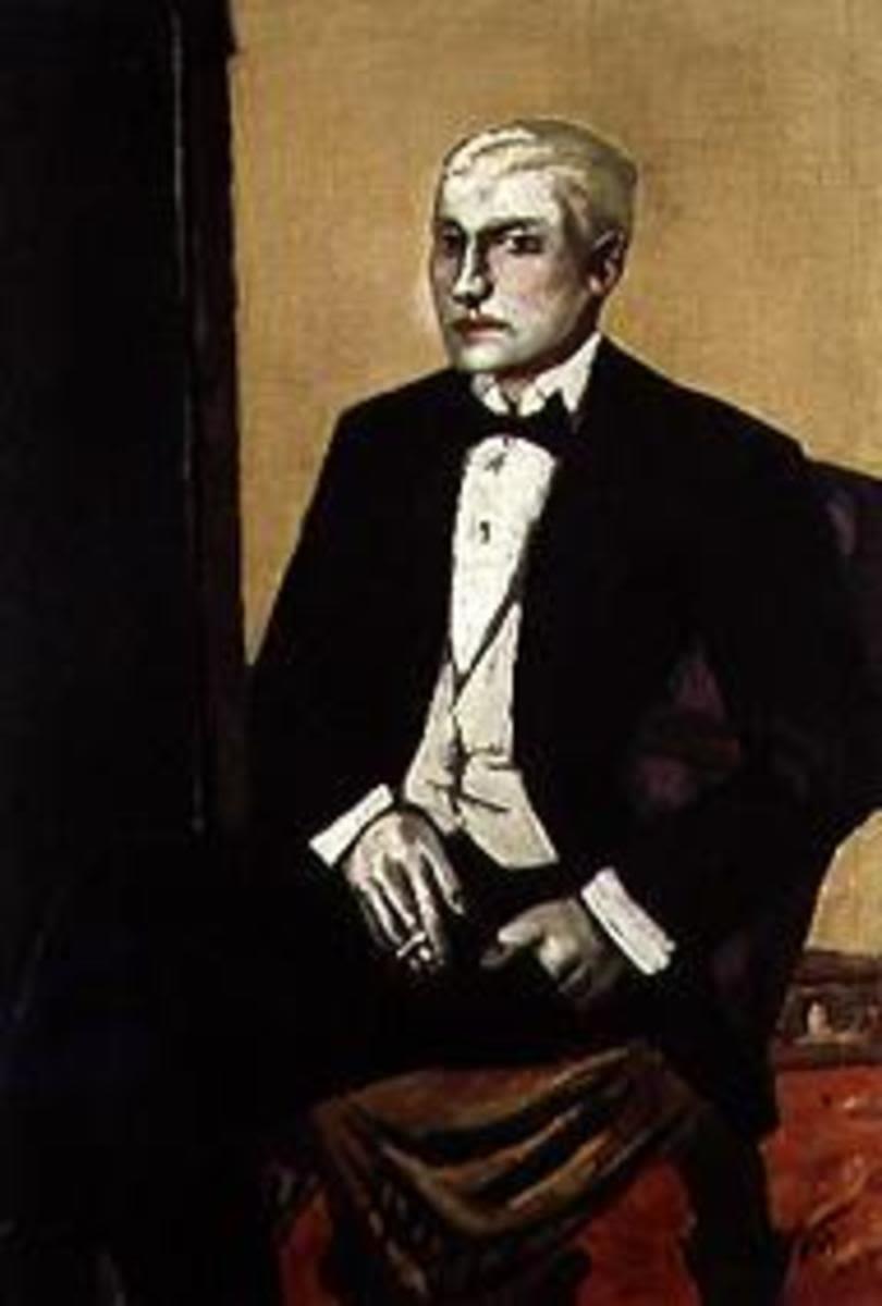 Bildnis eines Argentiniers