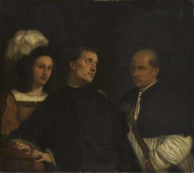 Das Konzert (nach Giorgione)