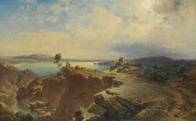 Der Albuferasee bei Valencia