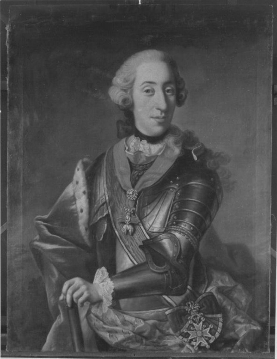 Bildnis von Herzog Clemens Franz von Paula von Bayern (1722-1790)