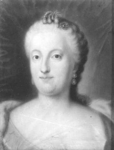 Maria Anna von Sachsen, Gemahlin des Kurfürsten Max. Joseph III. von Bayern