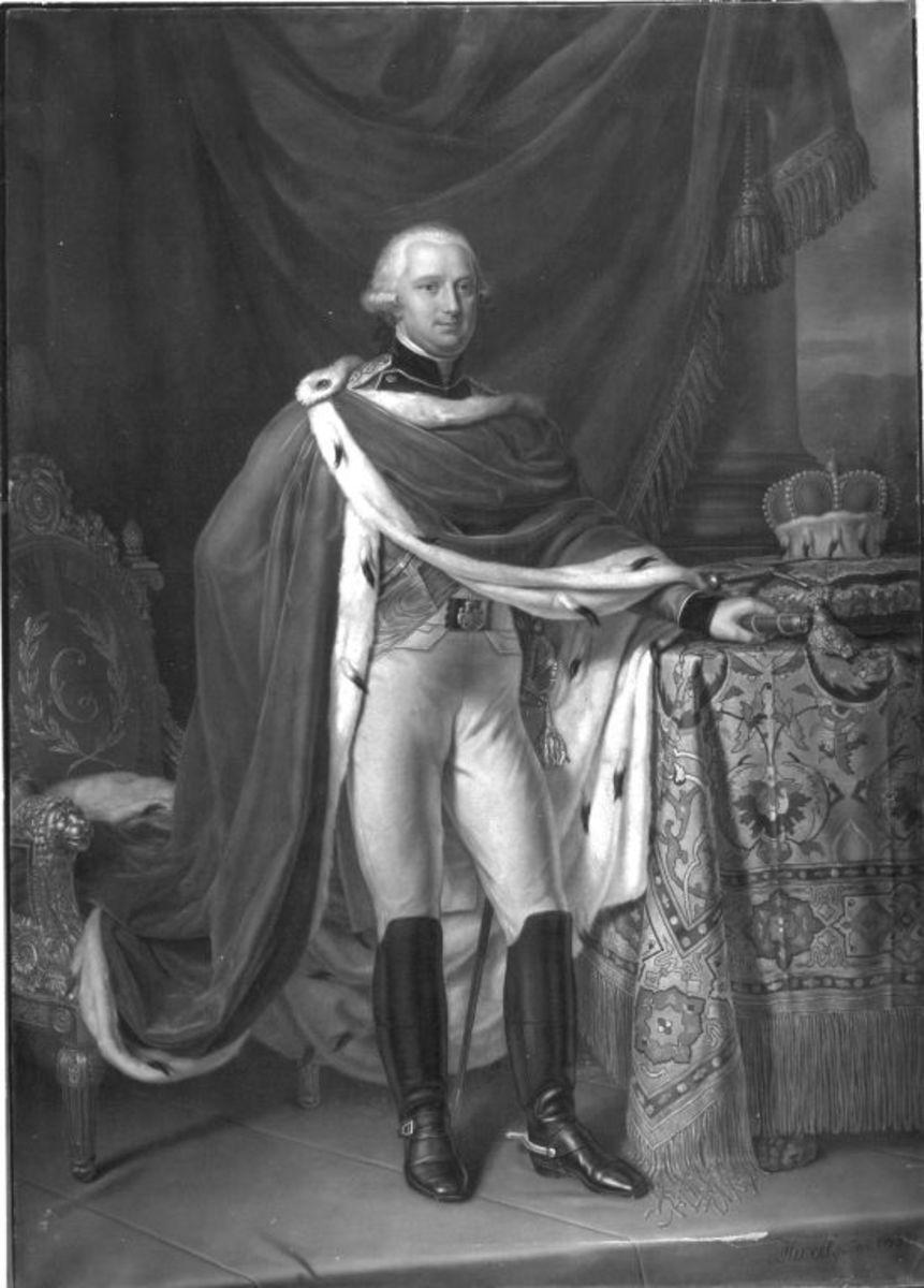 Karl II. August, Pfalzgraf bei Rhein und Herzog von Zweibrücken-Birkenfeld