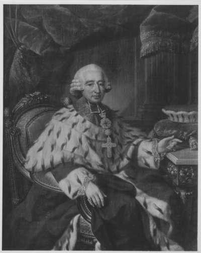Bildnis Friedrich Karl Joseph Reichsfreiherr von Erthal, Kurfürst von Mainz (1719-1802)