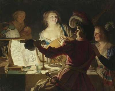 Der liederliche Student