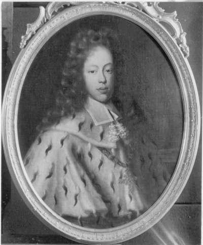 Bildnis des Kurfürsten Joseph Clemens von Köln (1671-1723)