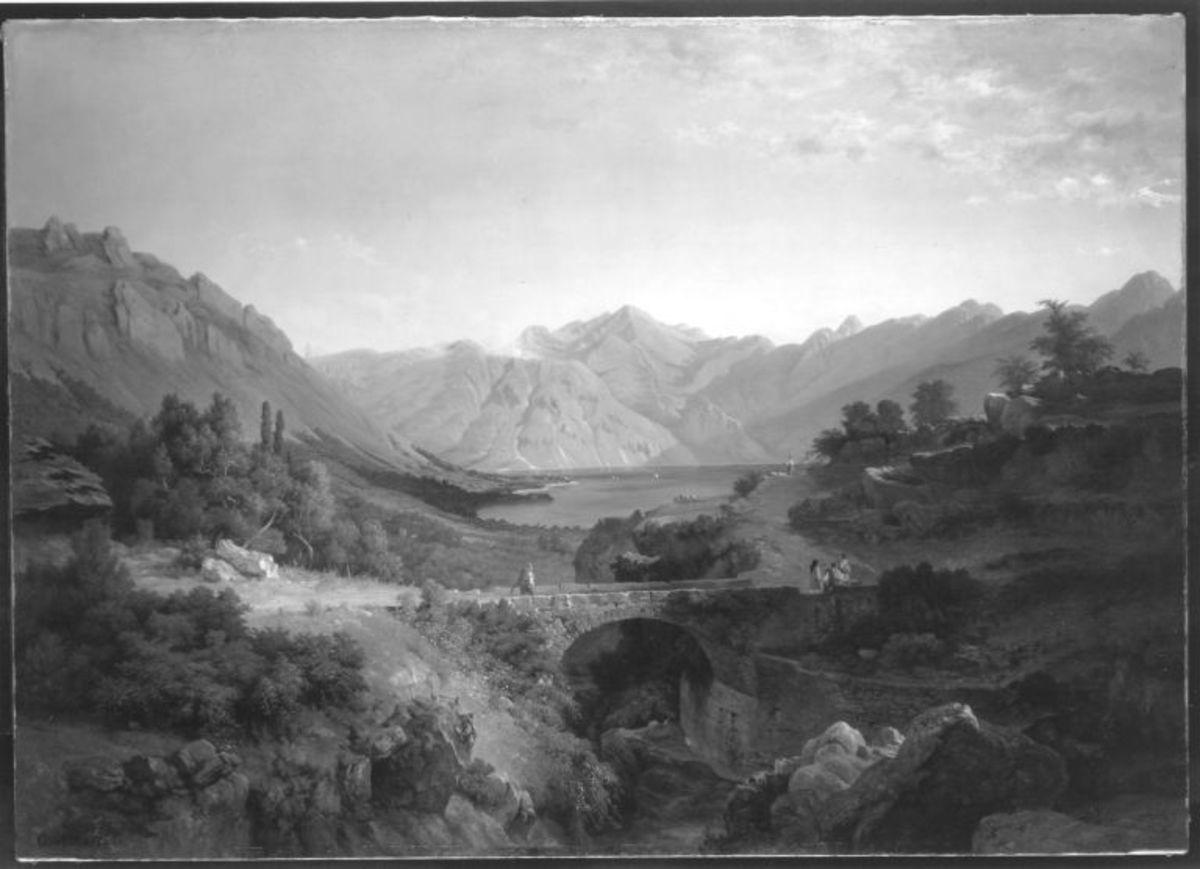 Die Bucht von Cattaro