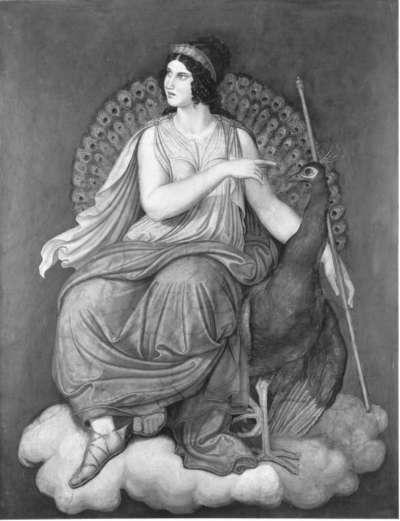 Das Märchen von Amor und Psyche: Juno