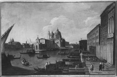 Santa Maria della Salute und die Dogana