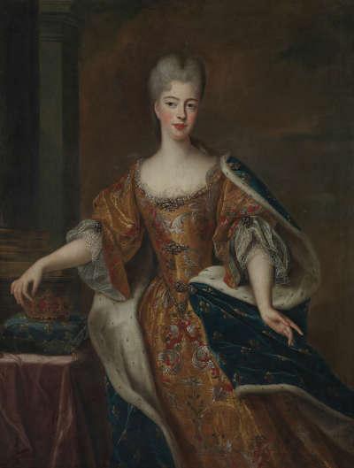 Louise Françoise de Bourbon, Mademoiselle de Nantes, Princesse de Condé (1673-1743) (?)