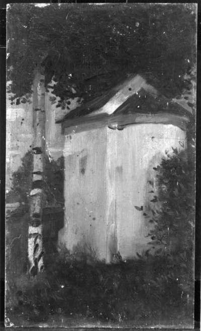 Eine Waldkapelle