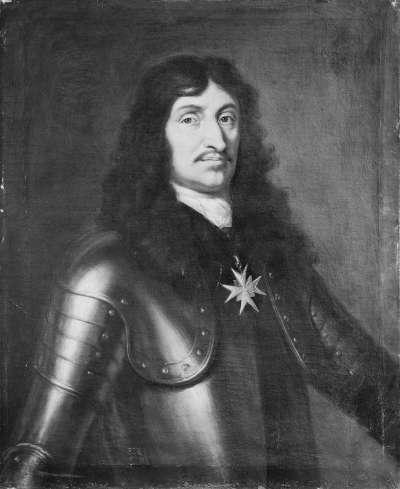 Bildnis des Maltesers Heinrich von Wolfframsdorff