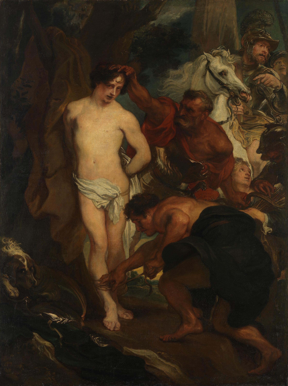 Martyrium des hl. Sebastian