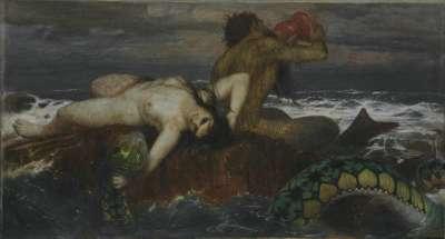 Triton und Nereïde