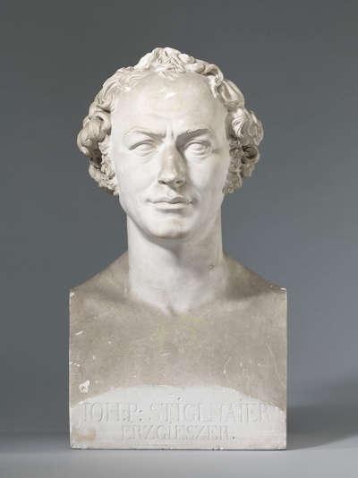 Der Bildhauer Johann Baptist Stiglmaier (1791 - 1844), Leiter der kgl. Erzgießerei