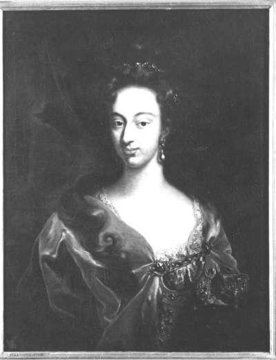 Bildnis einer Fürstin