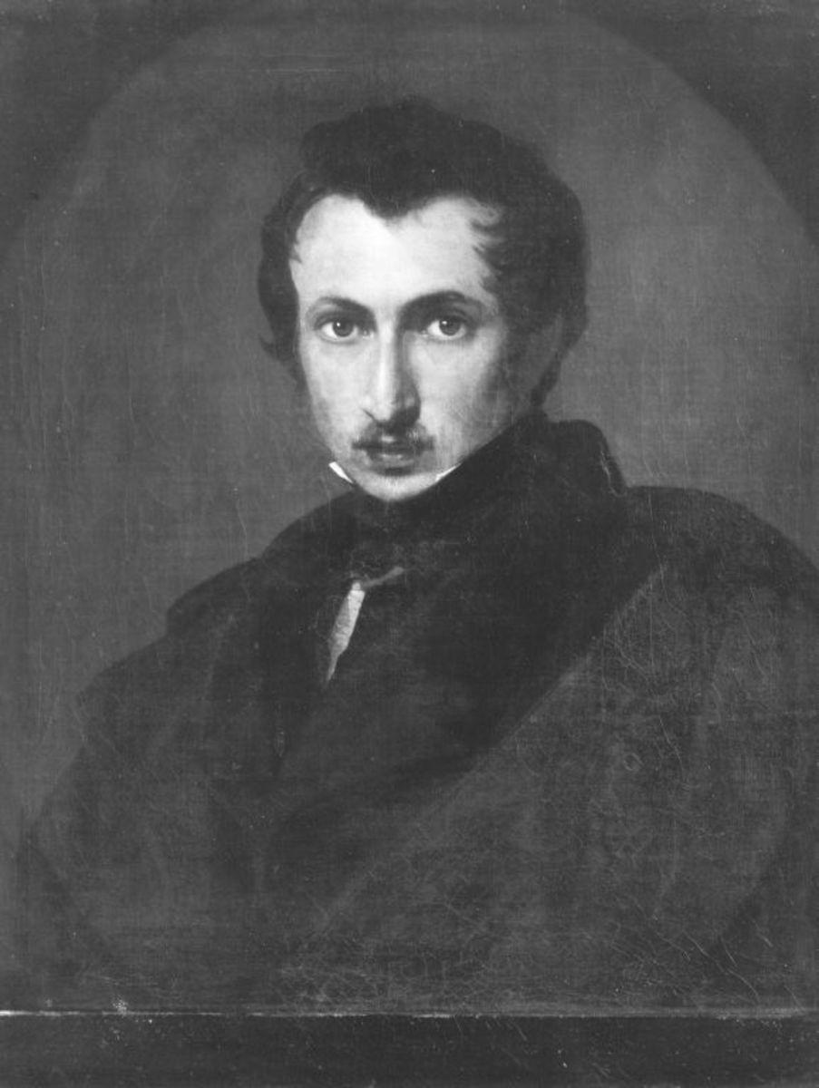 Der Maler Carl Rottmann