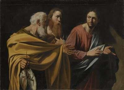 Die Berufung von Petrus und Andreas