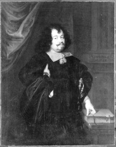 Bildnis eines Mannes im Alter von 46 Jahren