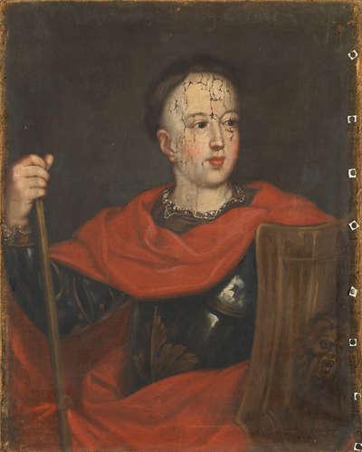 Prinz Alexander von Polen, Sohn Johanns III. Sobieski