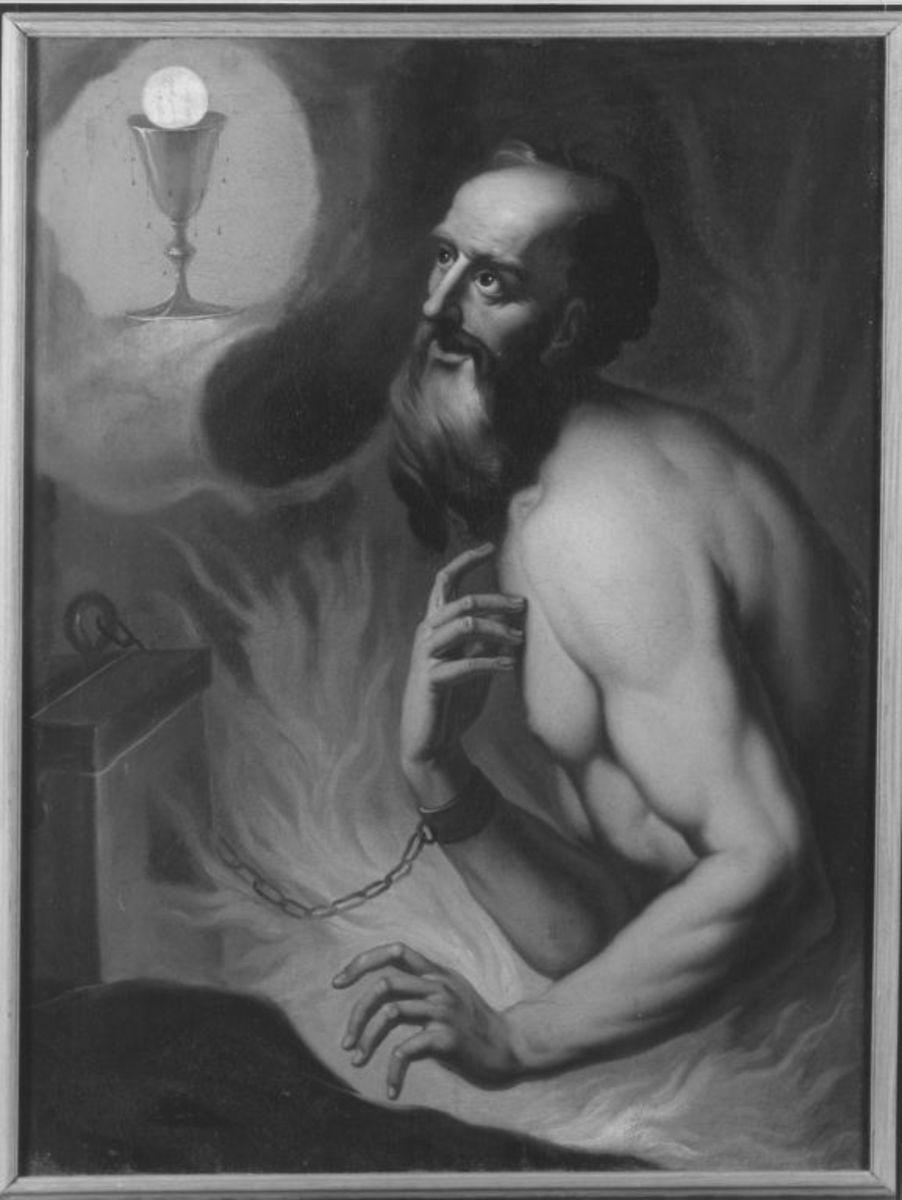 Paschalis Baylon, spanischer Heiliger des Kapizinerordens