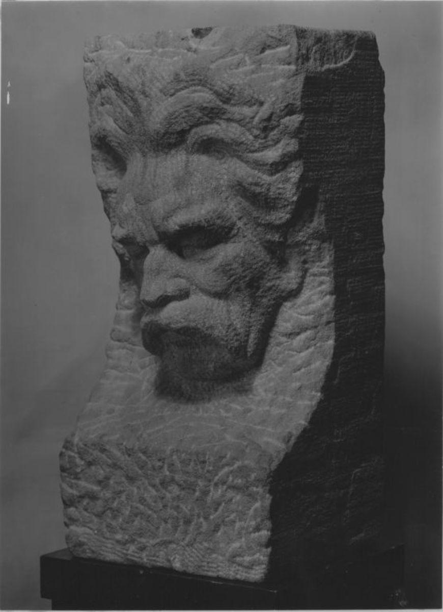 Der Arzt und Philosoph Albert Schweitzer