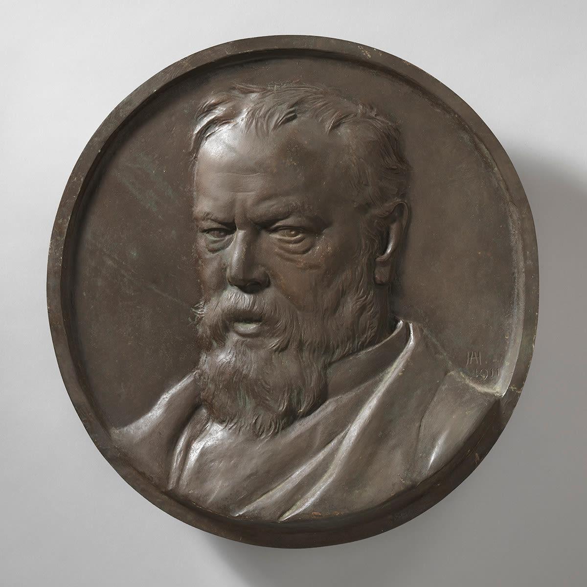 Der Maler Rudolf von Seitz