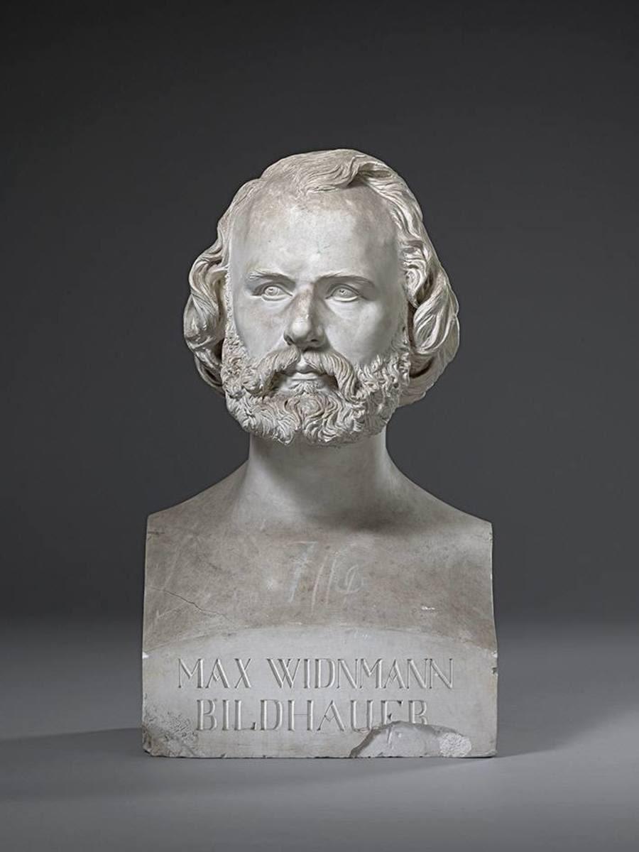 Der Bildhauer Max von Widnmann (1812 - 1895)