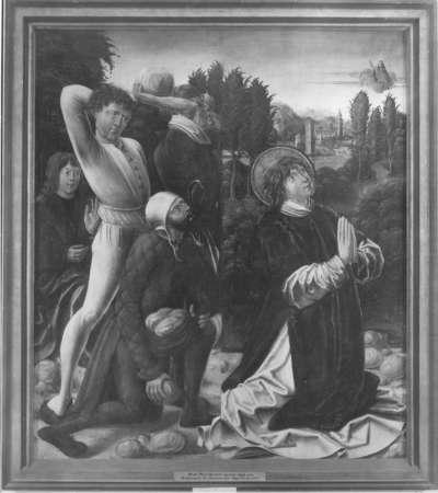 Steinigung des hl. Stephanus