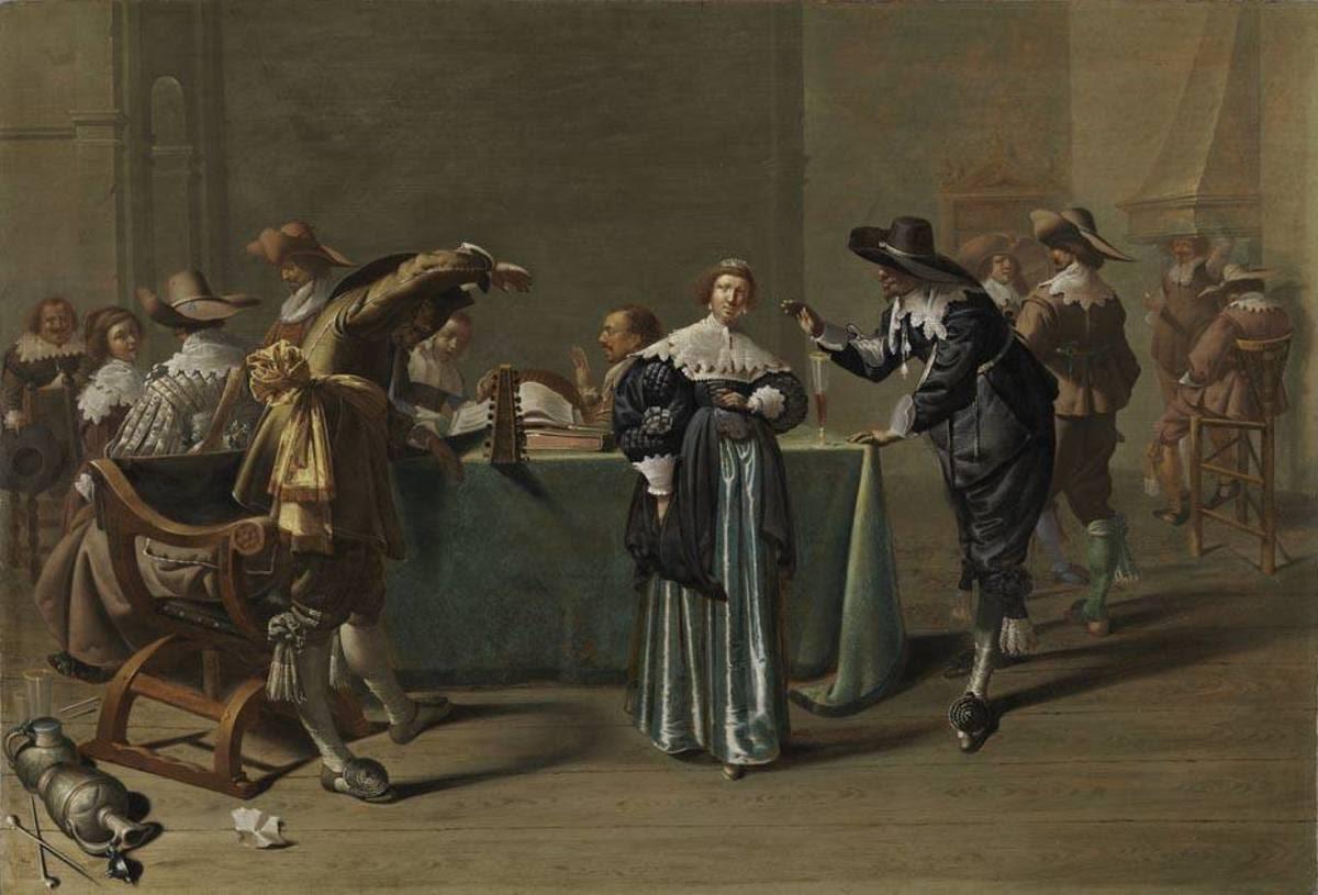 Tanzgesellschaft