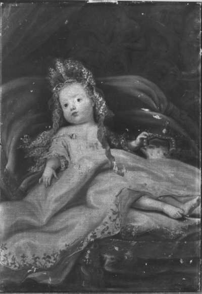 Maria Josepha, Tochter Kaiser Josephs I., als Kind