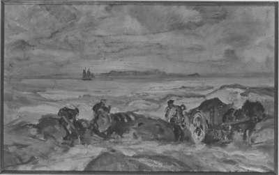 Tangarbeiter (Bretagne)