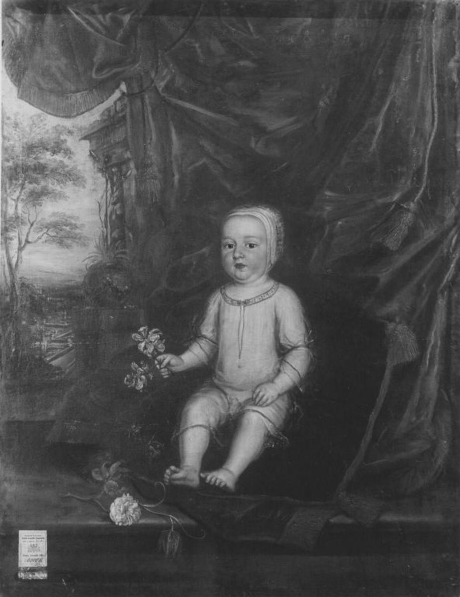 Kinderbildnis des Karl III. Philipp von der Pfalz