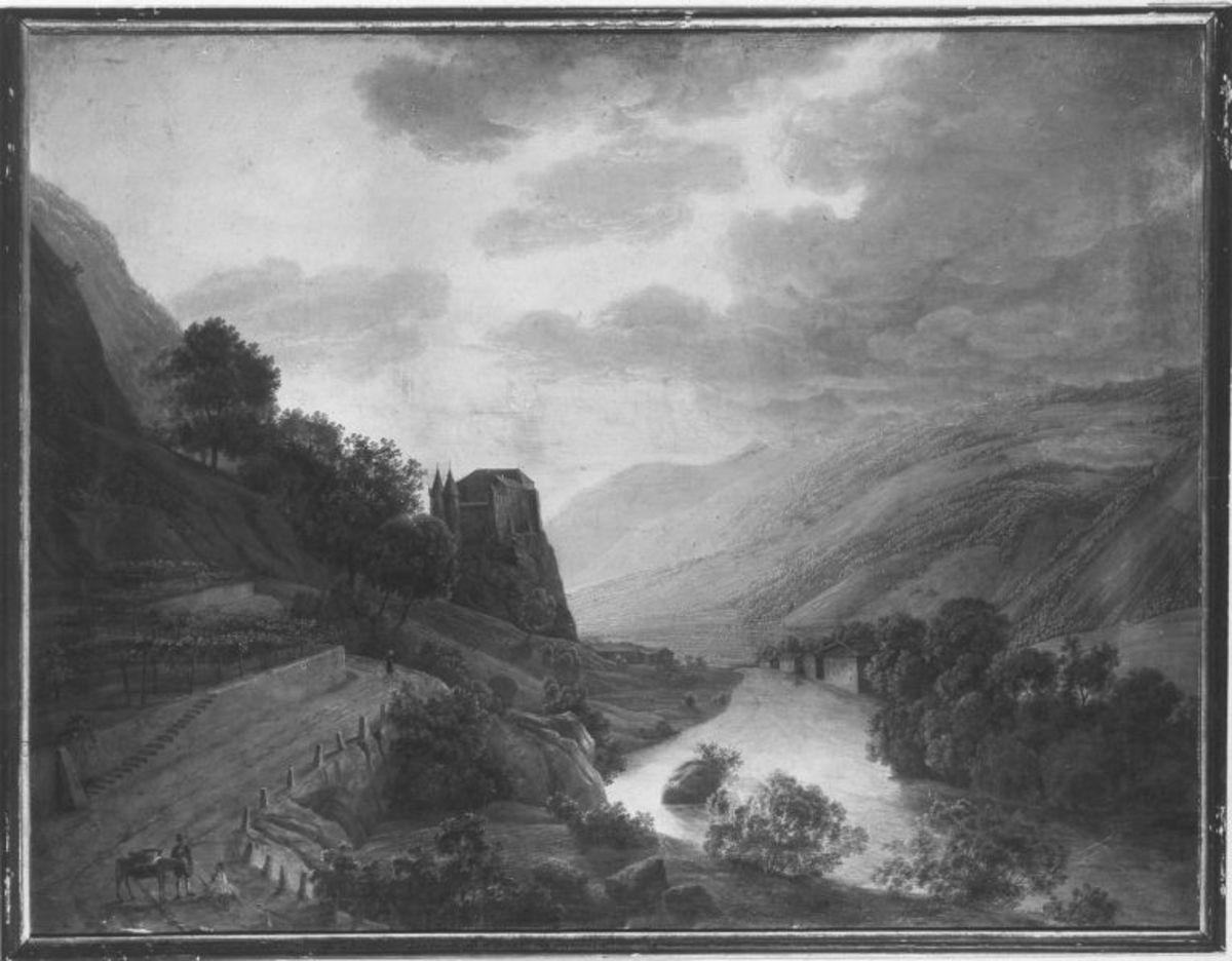 Schloss Castelbello in Südtirol