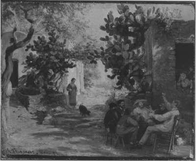 Beim Schuster auf Capri