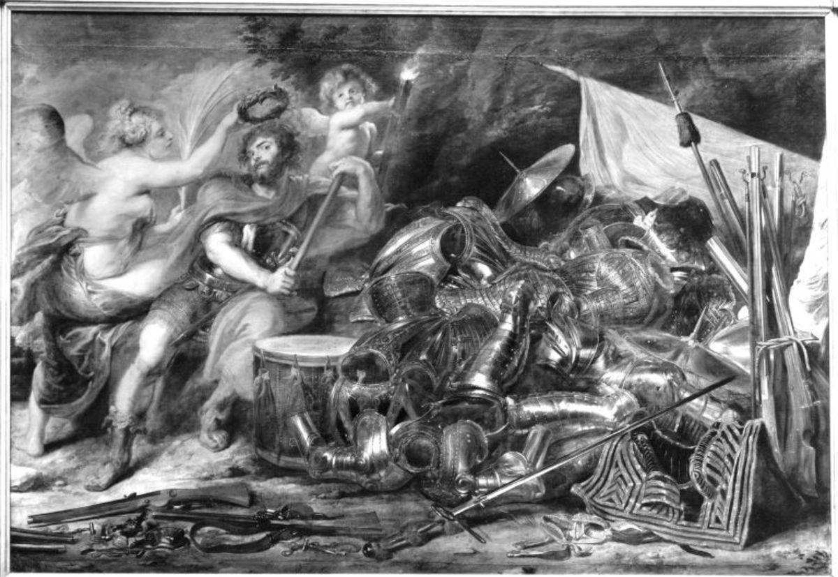 Der Sieg (Mars von einer Viktorie gekrönt)