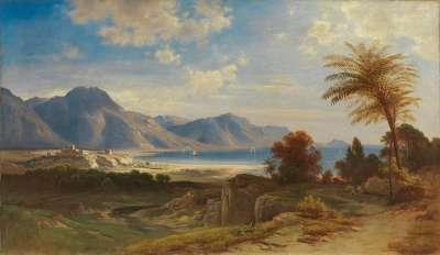 Südliche Landschaft