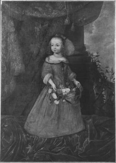 Eleonore Maria Josepha als Kind