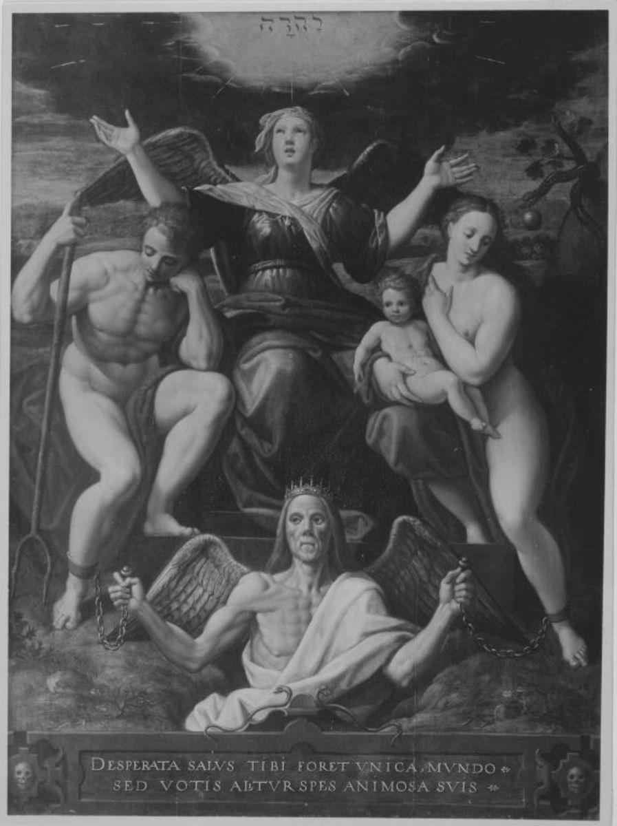 Allegorie auf die Sünde