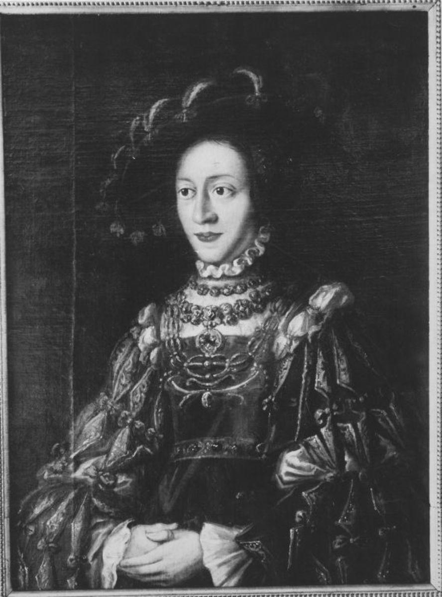 Elisabeth (1503-1563), Tochter des Landgrafen von Hessen